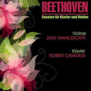 Beethoven: Sonaten für Klavier und Violine