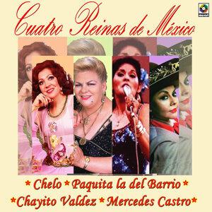Cuatro Reinas de Mexico