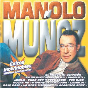 Exitos Inolvidables de Manolo Muñoz
