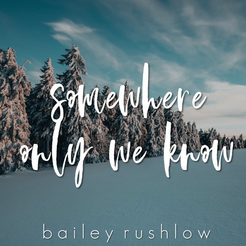 Somewhere Only We Know - Acoustic