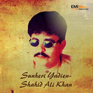 Sunheri Yadien - Shahid Ali Khan