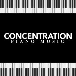 Concentration Piano Music