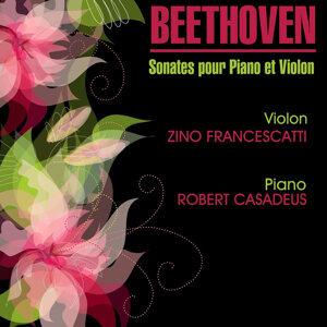 Beethoven: Sonates pour piano et violon