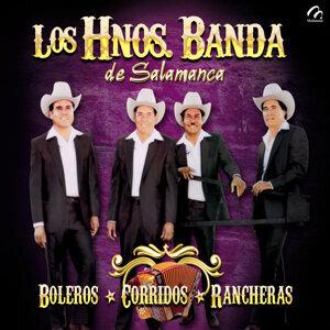 Boleros, Corridos y Rancheras