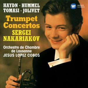 Haydn, Hummel, Tomasi & Jolivet: Trumpet Concertos
