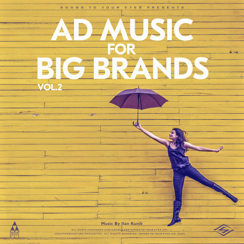 Ad Music For Big Brands, Vol. 2