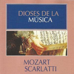 Dioses de la Música - Mozart, Scarlatti