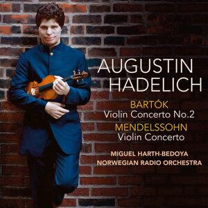Bartók, Mendelssohn Violin Concertos