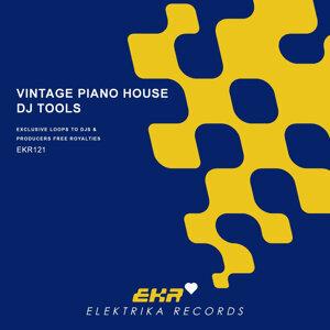 Vintage Piano House DJ Tools