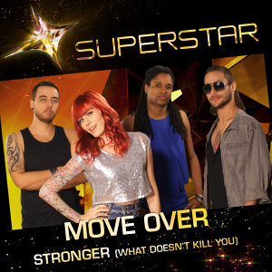 Stronger (What Doesn't Kill You) [Superstar] - Single