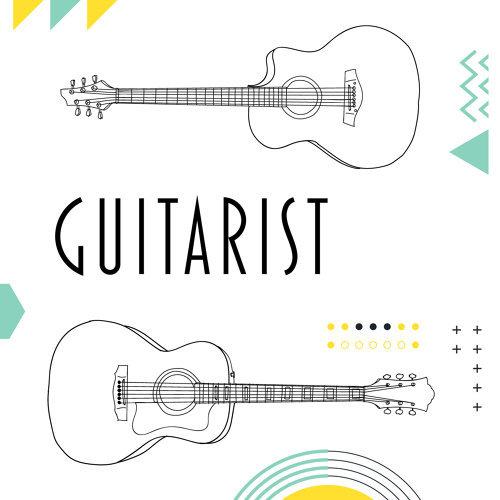 吉他手 (Guitarist)