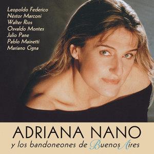 Adriana Nano y los Bandoneones de Buenos Aires