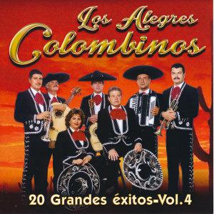 20 Grandes Exitos Vol. 4
