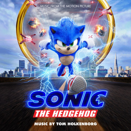 Sonic the Hedgehog (Music from the Motion Picture) (超音鼠大電影 電影原聲大碟)