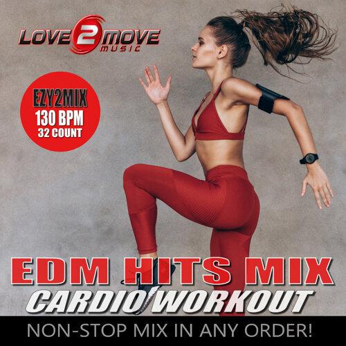 EDM Hits Mix: Cardio Workout - Ezy2Mix Non-Stop Mix