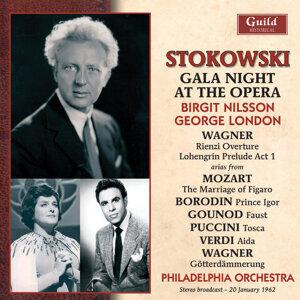 Wagner: Rienzi - Mozart: Le Nozze Di Figaro - Borodin: Prince Igor - Gounod: Faust - Puccini: Tosca - Verdi: Aida