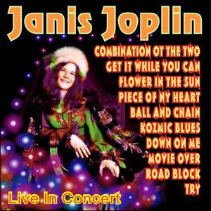 Janis Joplin Live in Concert