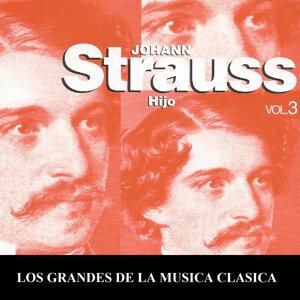 Los Grandes de la Musica Clasica - Johann Strauss Vol. 3