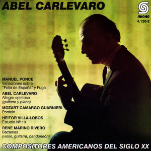 Compositores Americanos del Siglo XX