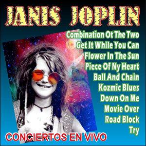 Janis Joplin - Conciertos en Vivo