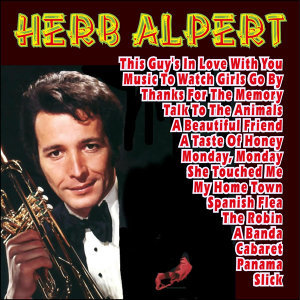 Herb Alpert - Music to Watch Girls Go By