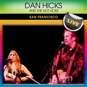 Dan Hicks & The Hot Licks San Francisco Live