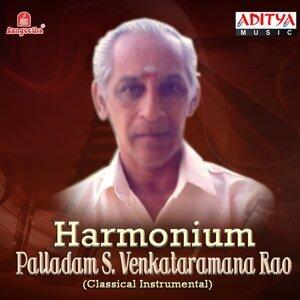 Harmonium: Palladam S. Venkataramana Rao