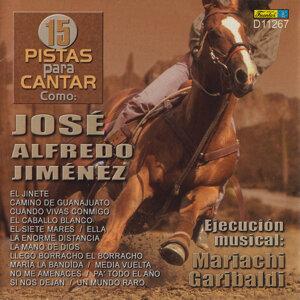15 Pistas para Cantar Como - Sing Along: José Alfredo Jimenez