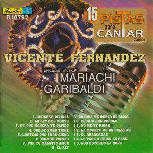 15 Pistas para Cantar Como - Sing Along: Vicente Fernández