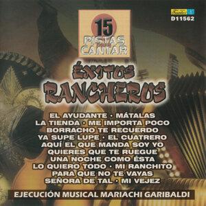 15 Pistas para Cantar - Sing Along: Exitos Rancheros