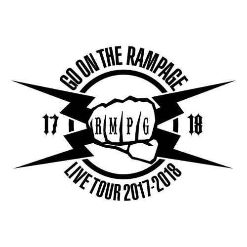 THE RAMPAGE LIVE TOUR 2017-2018 GO ON THE RAMPAGE