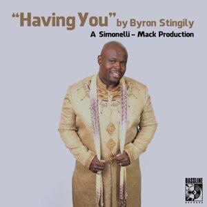 Having You - The Simonelli Mack Mix