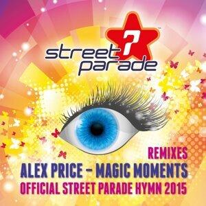 Magic Moments (Official Street Parade Hymn 2015) [Remixes]