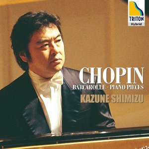 Chopin : Barcarolle - Piano Pieces