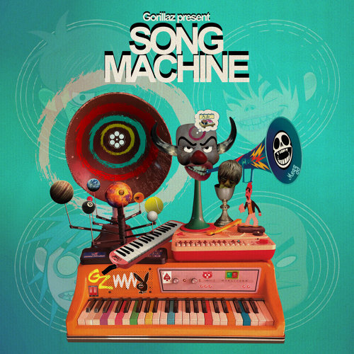 Song Machine Theme Tune