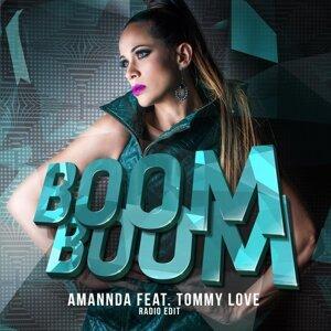 Boom Boom (Radio Edit) [feat. Tommy Love]