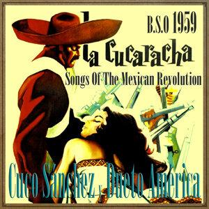 La Cucaracha 1959, Songs of the Mexican Revolution