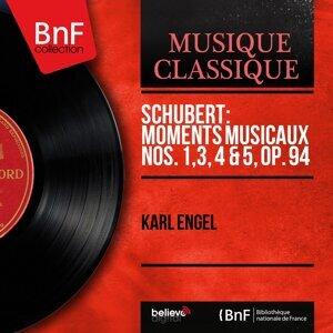 Schubert: Moments musicaux Nos. 1, 3, 4 & 5, Op. 94 - Mono Version