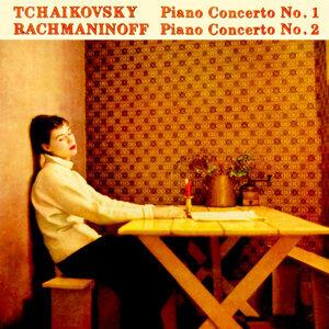 Tchaikovsky & Rachmaninoff Piano Concertos