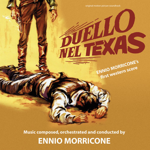 Duello nel Texas (Original Motion Picture Soundtrack)