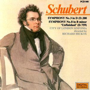 Schubert: Symphony Nos. 3 & 8
