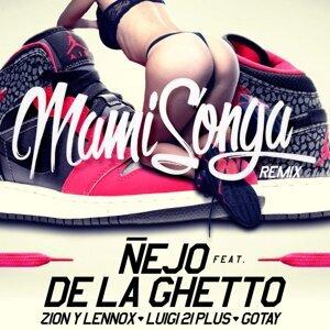 Mamisonga (Remix) [feat. De La Ghetto, Luigi 21 Plus, Gotay & Zion Y Lennox]