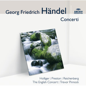 Händel: Concerti per solisti - Audior
