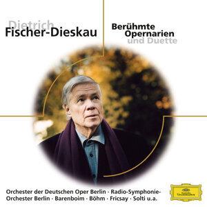 Dietrich Fischer-Dieskau: Berühmte Opernarien