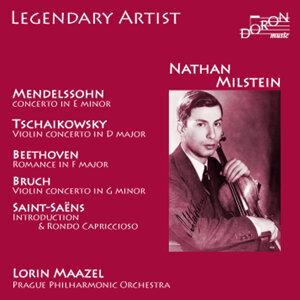 Legendary Artist - Nathan Milstein