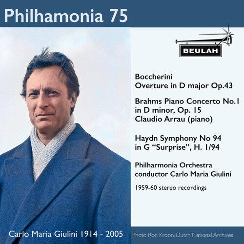 Philharmonia 75 Carlo Maria Giulini