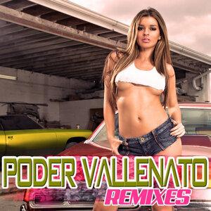 Con El Poder Vallenato Remixes
