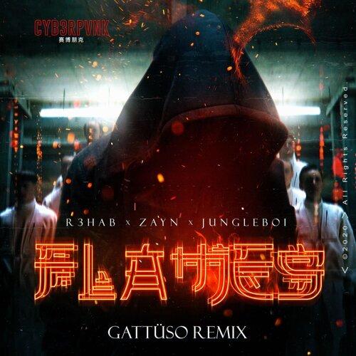 Flames - GATTÜSO Remix