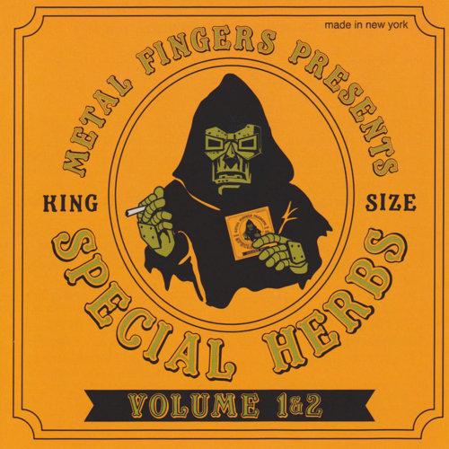 Metal Fingers Presents: Special Herbs, Vol. 1 & 2 &7 &8