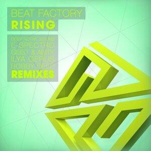 Rising - Remixes
